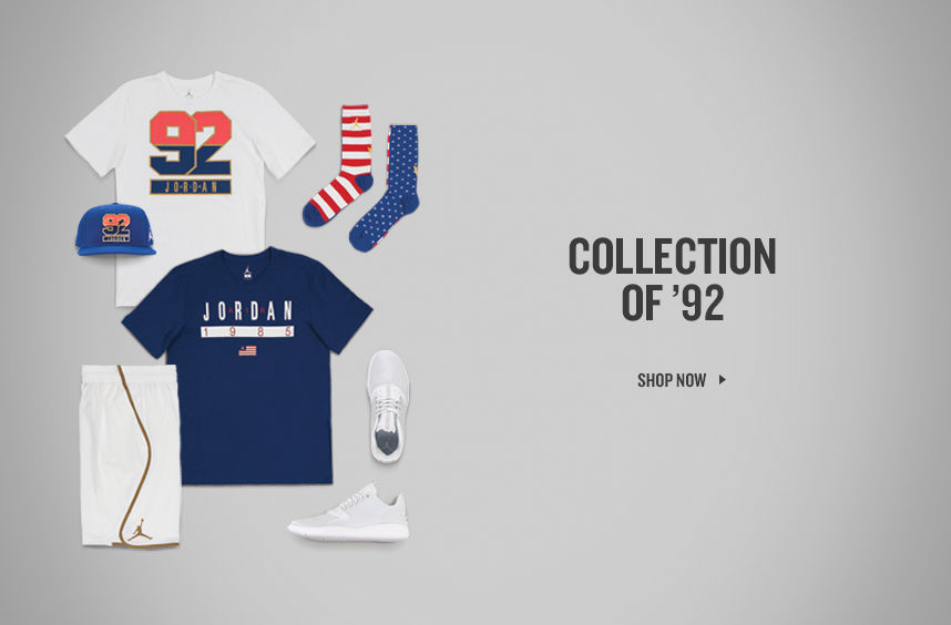 Collection of '92. Shop Now.