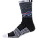 For Bare Feet Buffalo Bills NFL Blackout Socks Product Image