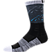 For Bare Feet Carolina Panthers NFL Blackout Socks Product Image