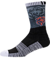 For Bare Feet Chicago Bears NFL Blackout Socks