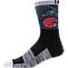 For Bare Feet Cleveland Browns NFL Blackout Socks Product Image