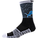 For Bare Feet Detroit Lions NFL Blackout Socks Product Image