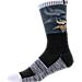 For Bare Feet Minnesota Vikings NFL Blackout Socks Product Image