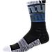 For Bare Feet New York Giants NFL Blackout Socks Product Image