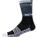 For Bare Feet Seattle Seahawks NFL Blackout Socks Product Image