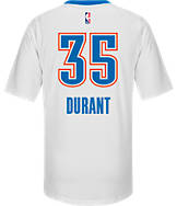 Men's adidas Oklahoma City Thunder NBA Kevin Durant Swingman Jersey