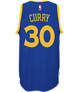 Men's adidas Golden State Warriors NBA Stephen Curry Swingman Jersey