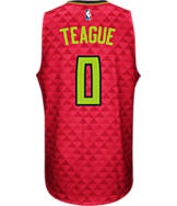 Men's adidas Atlanta Hawks NBA Jeff Teague Swingman Jersey