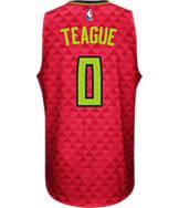 Men's adidas Atlanta Hawks NBA Jeff Teague Swingman Jersey