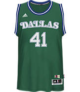Men's adidas Dallas Mavericks NBA Rajon Rondo Hardwood Classics Jersey
