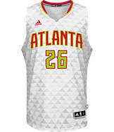 Men's adidas Atlanta Hawks NBA Kyle Korver Swingman Jersey