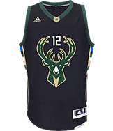 Men's adidas Milwaukee Bucks NBA Swingman Jabari Parker Jersey