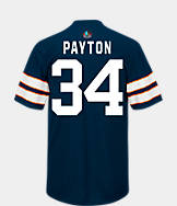 Men's Majestic Chicago Bears NFL Walter Payton Name and Number T-Shirt