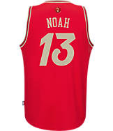 Men's adidas Chicago Bulls NBA Joakim Noah Swingman Jersey