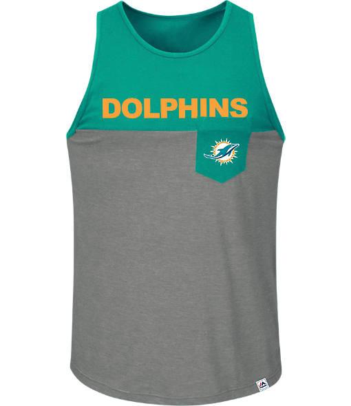 Men's Nike Miami Dolphins NFL Throw the Towel Tank
