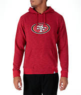 Men's Majestic San Francisco 49ers NFL Game Day Classic Hoodie