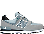 Boys' Grade School New Balance 574 Core Plus Casual Shoes
