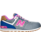 Girls' Grade School New Balance 574 Expedition Casual Shoes