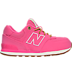 Girls' Preschool New Balance 574 Outdoor Boots