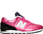 Girls' Grade School New Balance 574 Gradiant Casual Shoe