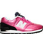 Girls' Grade School New Balance 574 Gradiant Casual Shoe