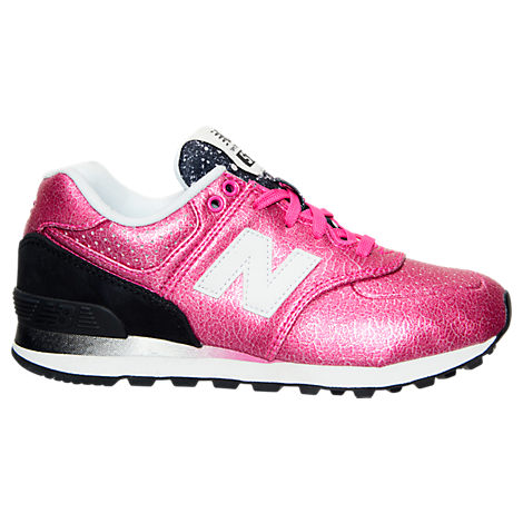 Girls' Preschool New Balance 574 Gradient Casual Shoe