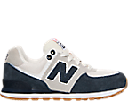 Boys' Preschool New Balance 574 Casual Running Shoes