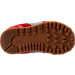 Bottom view of Boys' Toddler New Balance 574 Casual Shoes in Red/White