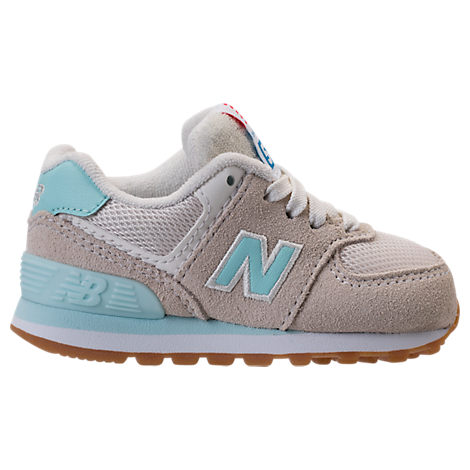 Girls' Toddler New Balance 574 Casual Shoes