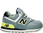 Boys' Toddler New Balance 574 Streetbeat Casual Shoes