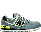Boys' Preschool New Balance 574 Streetbeat Casual Sneakers