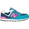color variant Blue/Pink Suede/Mesh