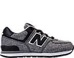 Boys' Preschool New Balance 574 Casual Running Shoes