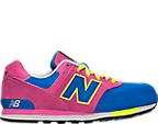 Girls's New Balance 574 Casual Shoes