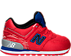 Boys' Toddler New Balance 574 Summer Waves Casual Shoes