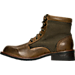 Left view of Men's KLR Matty Can Boots in Brown