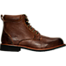 Right view of Men's KLR Drew Lace-Up Boots in Brown