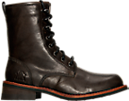 Men's KLR Pat Lace-Up Boots