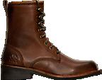 Men's KLR Pat Lace-Up Boots