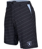 Men's Forever Oakland Raiders NFL Boardshorts