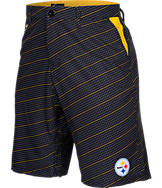 Men's Forever Pittsburgh Steelers NFL Boardshorts