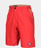 Men's Forever San Francisco 49ers NFL Boardshorts