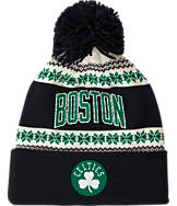 adidas Boston Celtics NBA Ugly Sweater Knit Hat