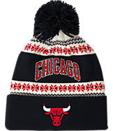 adidas Chicago Bulls NBA Ugly Sweater Knit Hat