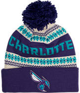 adidas Charlotte Hornets NBA Ugly Sweater Knit Hat