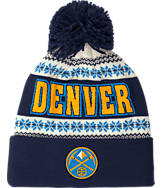 adidas Denver Nuggets NBA Ugly Sweater Knit Hat