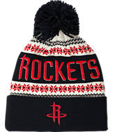 adidas Houston Rockets NBA Ugly Sweater Knit Hat