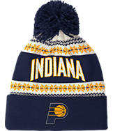 adidas Indiana Pacers NBA Ugly Sweater Knit Hat