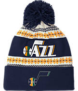adidas Utah Jazz NBA Ugly Sweater Knit Hat