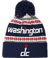 adidas Washington Wizards NBA Ugly Sweater Knit Hat